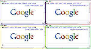 Google and Frames