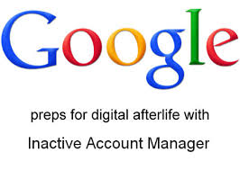 Google Inactive Account Manager Posthumous Service