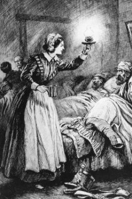 Florence Nightingale Google Doodle: The Lady and The Lamp