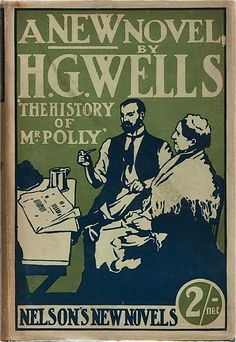 HG Wells Google Doodle The History of Mr Polly