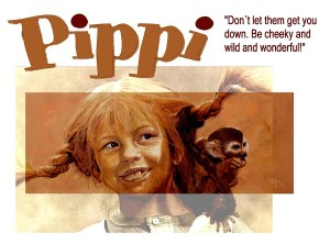 Pippi Longstocking Google Doodle quote