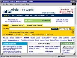 AltaVista Search Engines