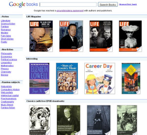 Google Books Library