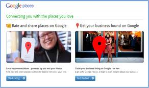 Google Products Google Places