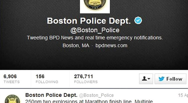 How Social Media Shaped the Boston Bombing Investigation