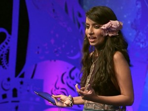Shilo Shiv Suleman TED Talk Using Tech To Enable Dreaming