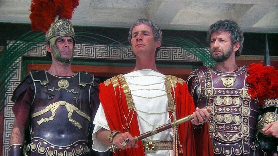 social media and the romans monty python